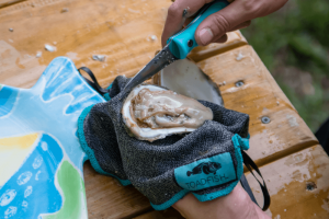 Toadfish Outfitters Put 'Em Back Oyster Shucking Cloth