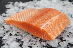 Mt. Cook SAIKOU Sashimi Grade Salmon (Sake) Fillet, Regular Cut