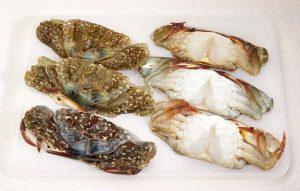 Soft Shell Crabs (Primes), Farmed