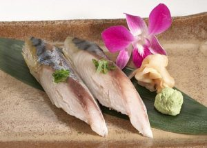 Marinated Mackerel (Shime Saba) Fillet