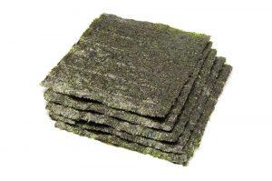 Roasted Seaweed Sheets (Yaki Nori)