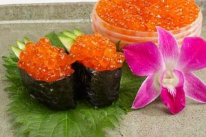 Ikura Salmon Roe Caviar