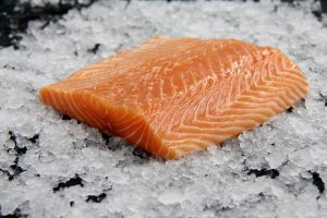 Canadian Sashimi Grade Salmon (Sake), Farmed